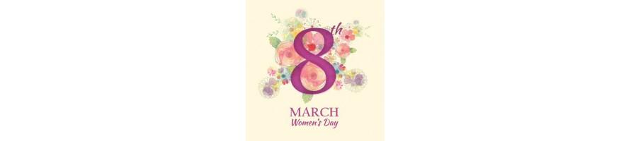 Wyjątkowy upominek na Dzień Kobiet – duży wybór zestawów prezentowych!